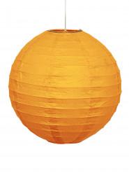 Lanterna arancione zucca Halloween