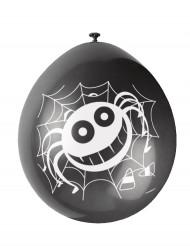 10 palloncini ragni Halloween