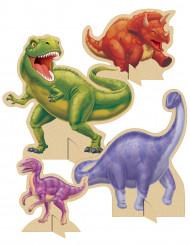 4 Centro tavola Compleanno dinosauri