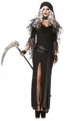 Costume da Tristo mietitore donna Halloween