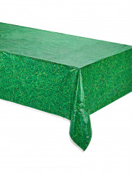 Tovaglia di plastica verde