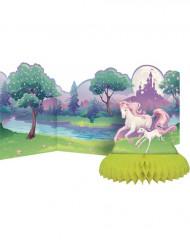 Centrotavola Unicorno magico