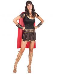 Costume gladiatore donna adulto