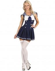 Costume da marinaio sensuale per donna