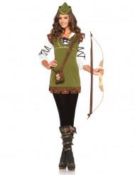 Costume donna arciere dei boschi