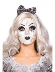 Maschera bambola di porcellana