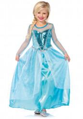 Costume Regina del ghiaccio per bambina