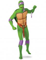 Costume seconda pelle Donatello Tartarughe Ninja™ adulto