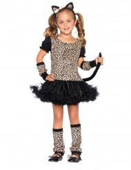 Costume Leopardo per bambina