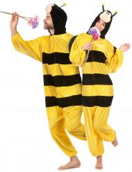 Costume Ape con cappuccio per adulto