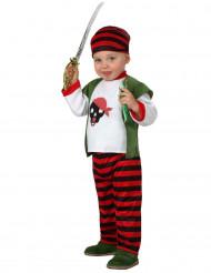 Costume pirata neonato