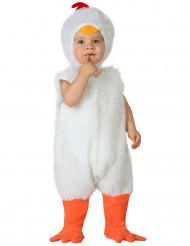 Costume galletto neonato