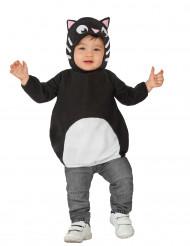 Costume da gatto neonato