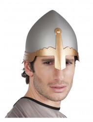 Casco da cavaliere medievale adulto