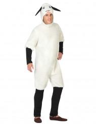 Costume pecora uomo
