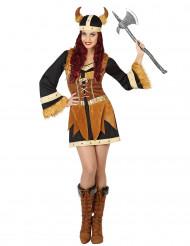 Costume vichingo donna