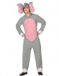 Costume elefante uomo