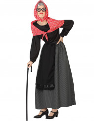 Costume befana adulto