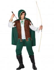 Costume paladino dei boschi adulto