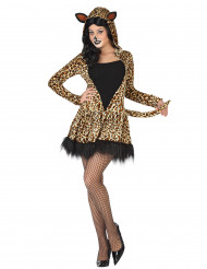Costume leopardo donna