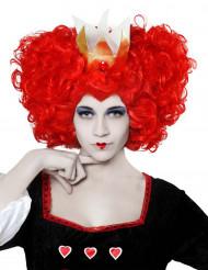Parrucca regina di cuori donna