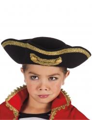 Cappello capitano pirata bambino
