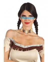 Collana da indiana donna