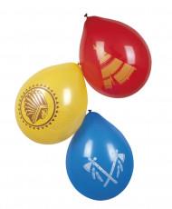 6 palloncini indiani