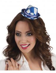Mini cappello bavarese donna