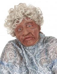 Maschera per adulto in lattice Nonna