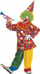 Costume clown burlone bambino