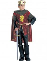 Costume grande re medievale bambino