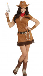 Costume Cowgirl dell