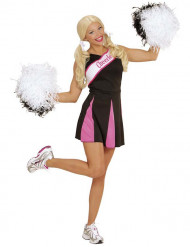 Costume da Cheerleader donna