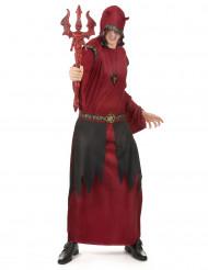 Costume conte satanico adulto Halloween