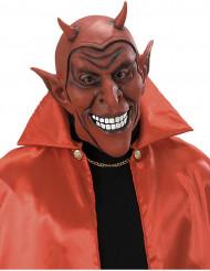 Maschera demone sorridente adulto Halloween
