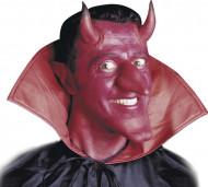 Corna diavolo rosso adulto Halloween