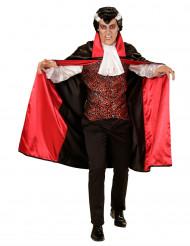 Travestimento vampiro uomo con jabot Halloween