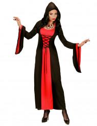 Travestimento contessa gotica Halloween