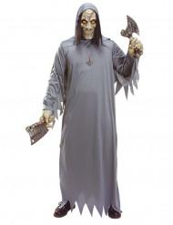 Costume zombie gotico adulto Halloween
