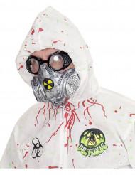 Maschera Halloween: maschera antigas adulto