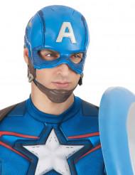 Maschera per adulti 2 pezzi Capitan America™