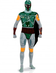 Costume seconda pelle Boba Fett™ adulto