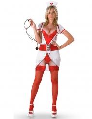 Costume infermiera super-sexy adulto