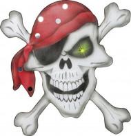 Decorazione per festa pirata