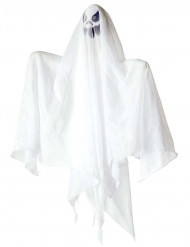 Decorazione Halloween: fantasma luminoso 50 cm