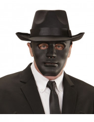 Maschera da anonimo nera