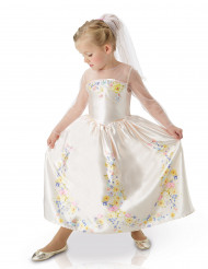 Costume Matrimonio Cenerentola™ il film per bambina