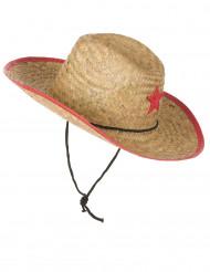Cappello Cowboy del West in paglia per bambino