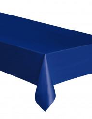 tovaglia in plastica blu marine 137 x 274
